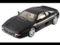 Review Ferrari F355 Berlinetta 1:18 Hotwheels Elite