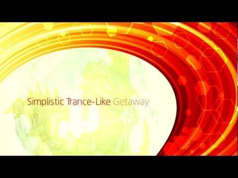 Simplistic Trance - Like Getaway Lyric Video