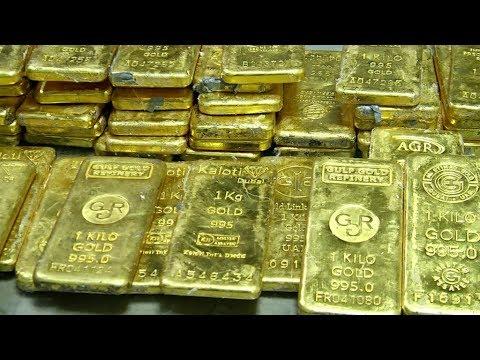 Image result for DRI seize 15 kgs gold