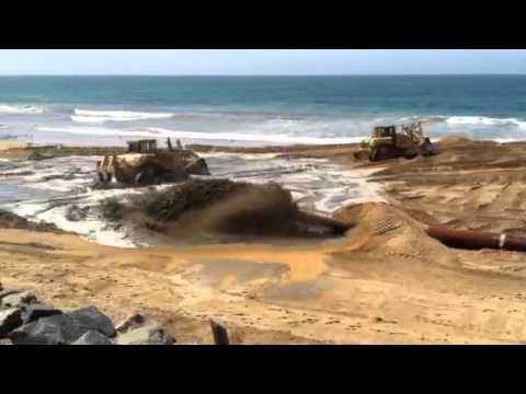 California Sand Reclamation, Front Row Seat