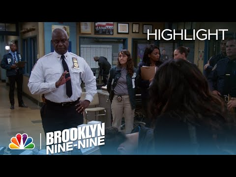 "Brooklyn Nine-Nine - Holt Hates the Word ""Bone"" (Episode Highlight)"
