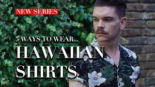 Men's Hawaiian Shirts | How To Wear | Trend Tested