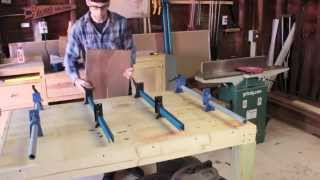 Rockler Sure-foot Bar Clamps And Pipe Clamps