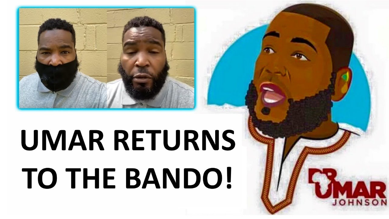 Umar Johnson ~ Begs for Money and Wifey Resumes
