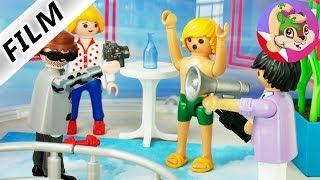 Playmobil Rodzina Wróblewskich | TATA MODELEM w reklamie wody mineralnej? Niespodzianka dla taty