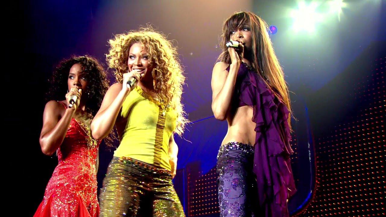 Destiny's Child - Survivor (Live Jam In The Park 2001 ...