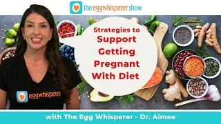 Strategies to Support Fertility through Diet