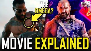 ARMY OF THE DEAD Ending Explained Breakdown | Easter Eggs, Full Movie Spoiler Talk & Prequel News