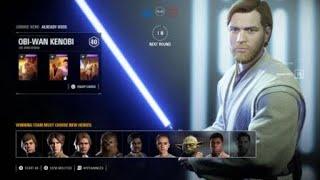 Star Wars Battlefront 2: 1v2 for the culture