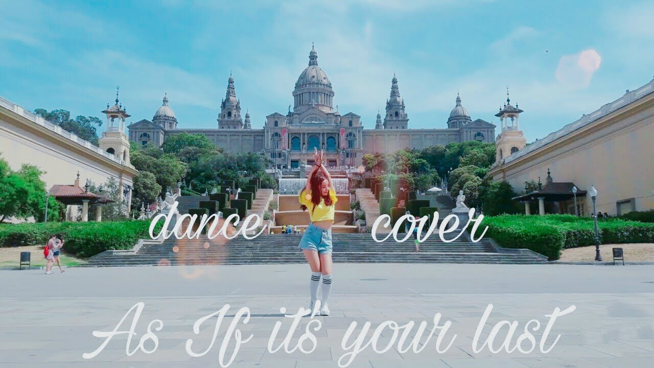 BLACKPINK – '마지막처럼 (AS IF IT'S YOUR LAST)' Dance cover by Minni /DANCE IN PUBLIC special 2k/
