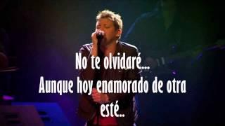 Repeat youtube video Karaoke - Natalino con Los Angeles Negros - A Tú Recuerdo