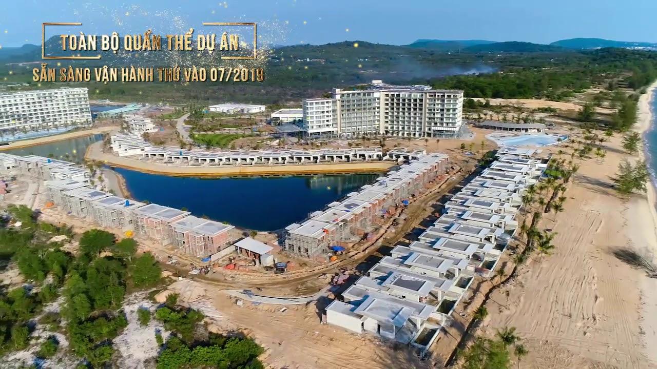 Movenpick Resort Waverly Phú Quốc | Cập nhật tiến độ 09.07.2019