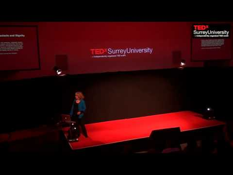 When Reality Hits The Screen | Lois Davis | TEDxSurreyUniversity
