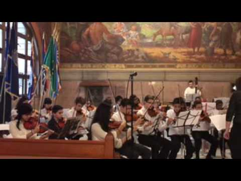 Fort Couch Middle School Orchestra