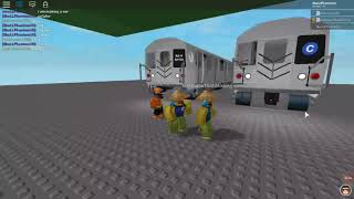 Playing Roblox With My Friend's SelkmanuThatsMissing and fastrunner476!