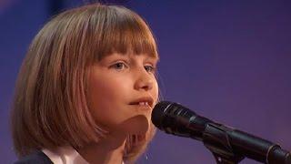 12-Year-Old Grace VanderWaal WINS America's Got Talent | What's Trending Now