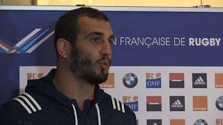 Rugby: trois tests pour la France contre l'Afrique du Sud