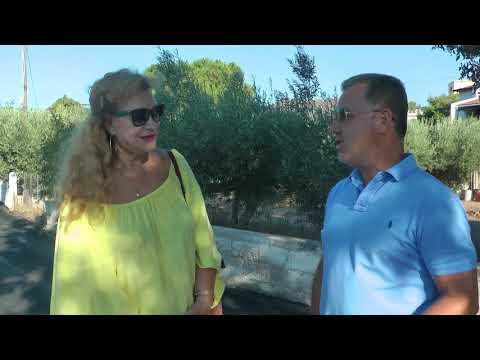 Ο πρόεδρος της ΔΕΥΑΚ Μ.Ρήγας: Οι ασφαλτοστρώσεις φέρουν τη σφραγίδα της Δημαρχίας Ι.Γαλουζή
