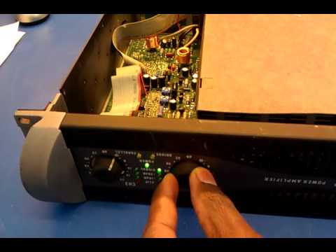 POWER AMPLIFIER CLEANING ( Part 3 )