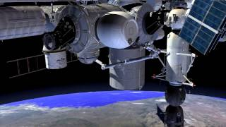 NASA to Test Expandable Habitat on ISS