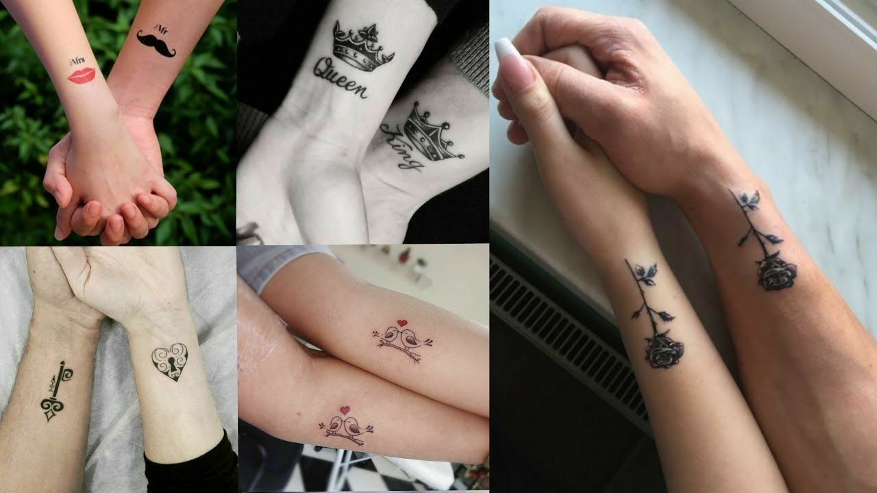 New Couple Tattoo Designs 2019 | Latest Love Tattoos Ideas - Tattoo Blog