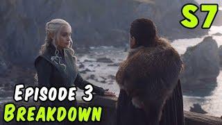 Season 7 Episode 3 Breakdown! (Game of Thrones) thumbnail