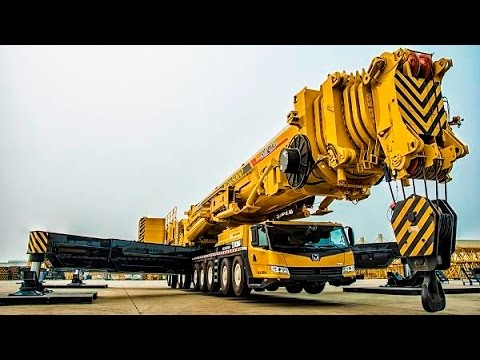 heavy equipment accidents caught on tape compilation - PART 4