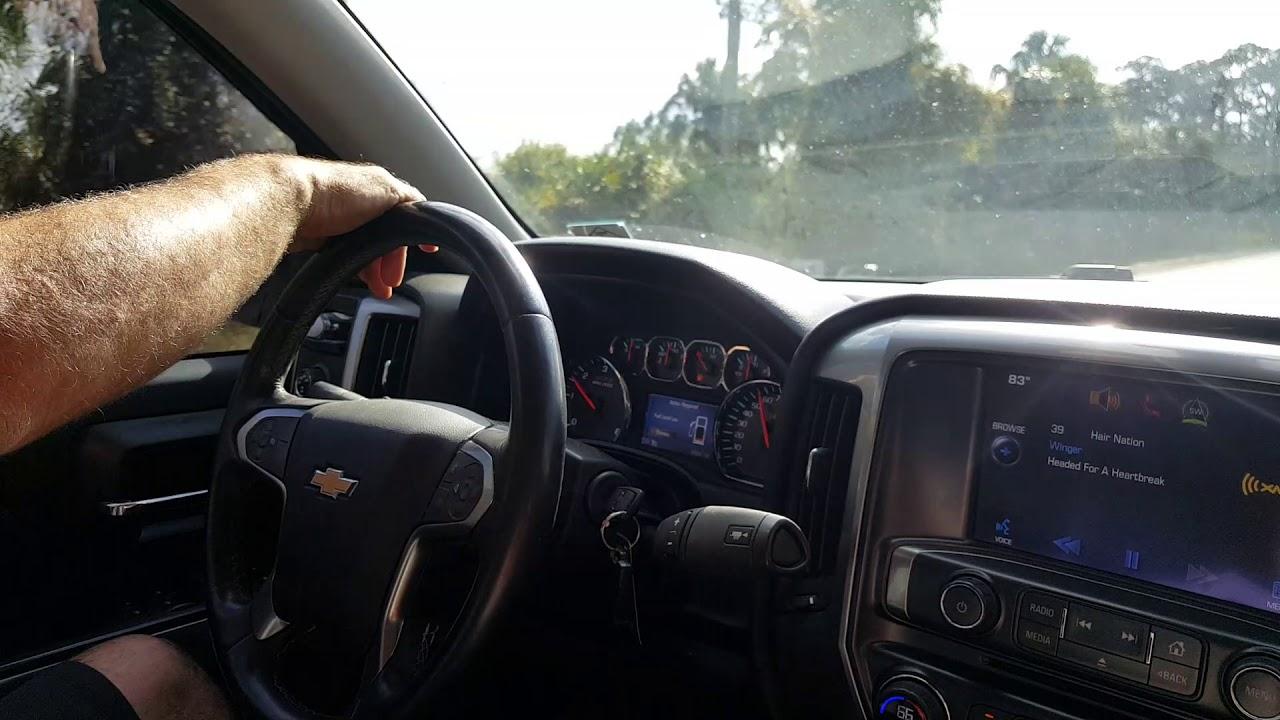 2014 Silverado transmission issues