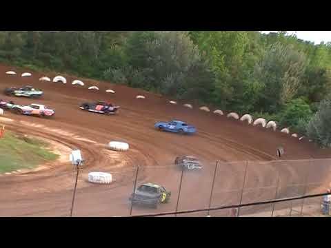 05/19/18 Factory Stock Heat #2 Crowley's Ridge Raceway 1 of 3
