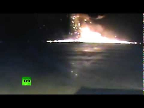 Tatarstan Airlines Flight 363 Crash Security Cam Footage