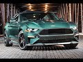 New Ford Mustang Bullitt Concept 2019   2020 Review  Photos  Exhibition  Exterior and Interior
