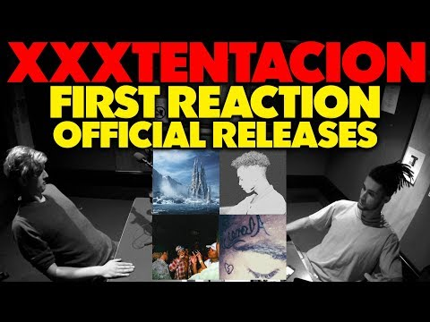 XXXTENTACION FIRST REACTION/REVIEW - OFFICIAL RELEASES (ICE HOTEL/THE FALL) (JUNGLE BEATS RADIO)