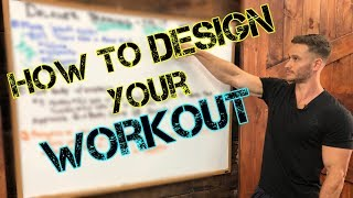 How to Design Your Workout with Thomas DeLauer: (Joe Rogan Inspired)
