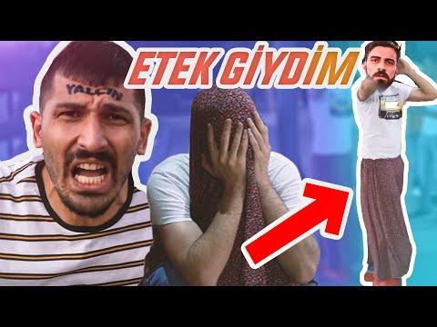 DİYARBAKIR'DA ETEK GİYME CEZALI GO-KART YARIŞI!@Sefa Kındır