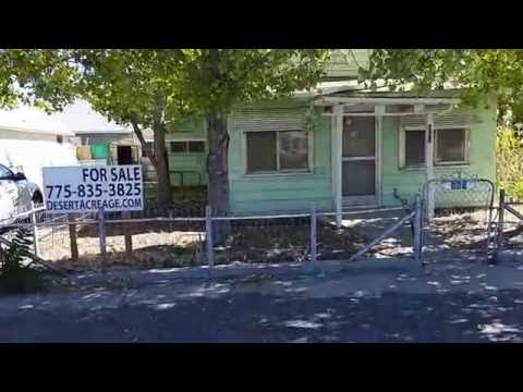 960 Franklin Ave, Lovelock, Pershing County, Nevada - Virtual Tour