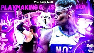 THE MOST OVERPOWERED DEMI-GOD BUILD IN NBA 2K20! BEST BUILD IN NBA 2K20!!! | DRUMMY