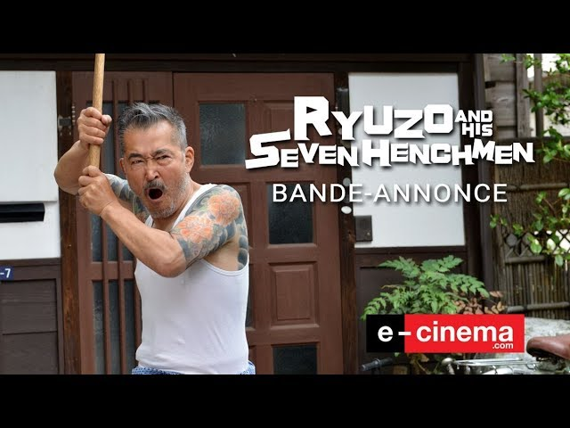 RYUZO AND THE SEVEN HENCHMEN - Bande-annonce (VOST)