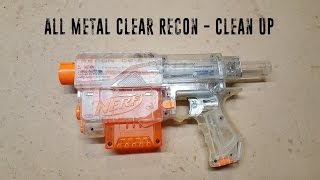 All Metal Clear Recon - Clean Up