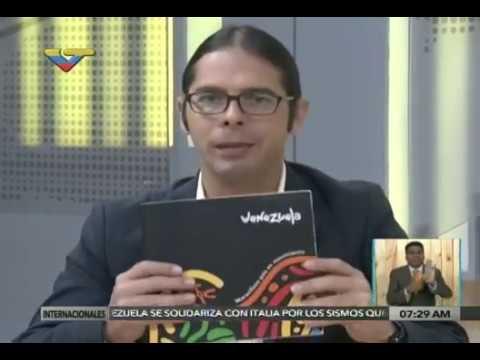 Ministro de Cultura Freddy Ñáñez sobre Alí Primera en aniversario de su nacimiento