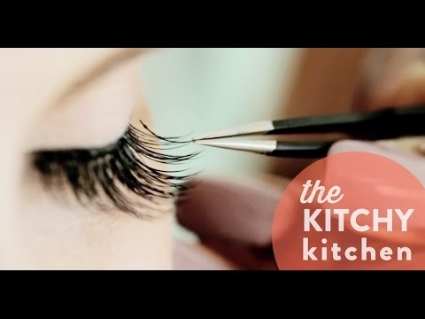 All About Lash Extensions // The Beauty Parlor with D