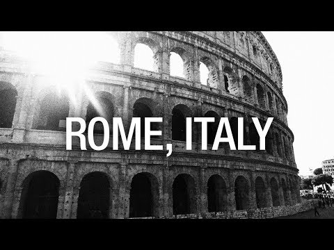 2 Weeks In Rome, Italy | ITALY TRAVEL VLOG