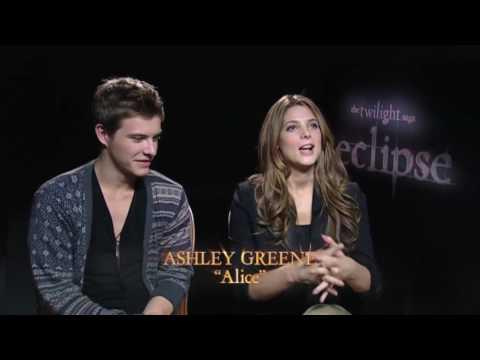 Download Youtube: The Twilight Saga: Eclipse - Ashley Greene, Xavier Samuel and David Slade | Empire Magazine