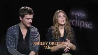 connectYoutube - The Twilight Saga: Eclipse - Ashley Greene, Xavier Samuel and David Slade | Empire Magazine