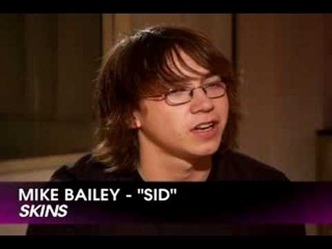 SKINS (BBC America) - Sid Interview Part 2