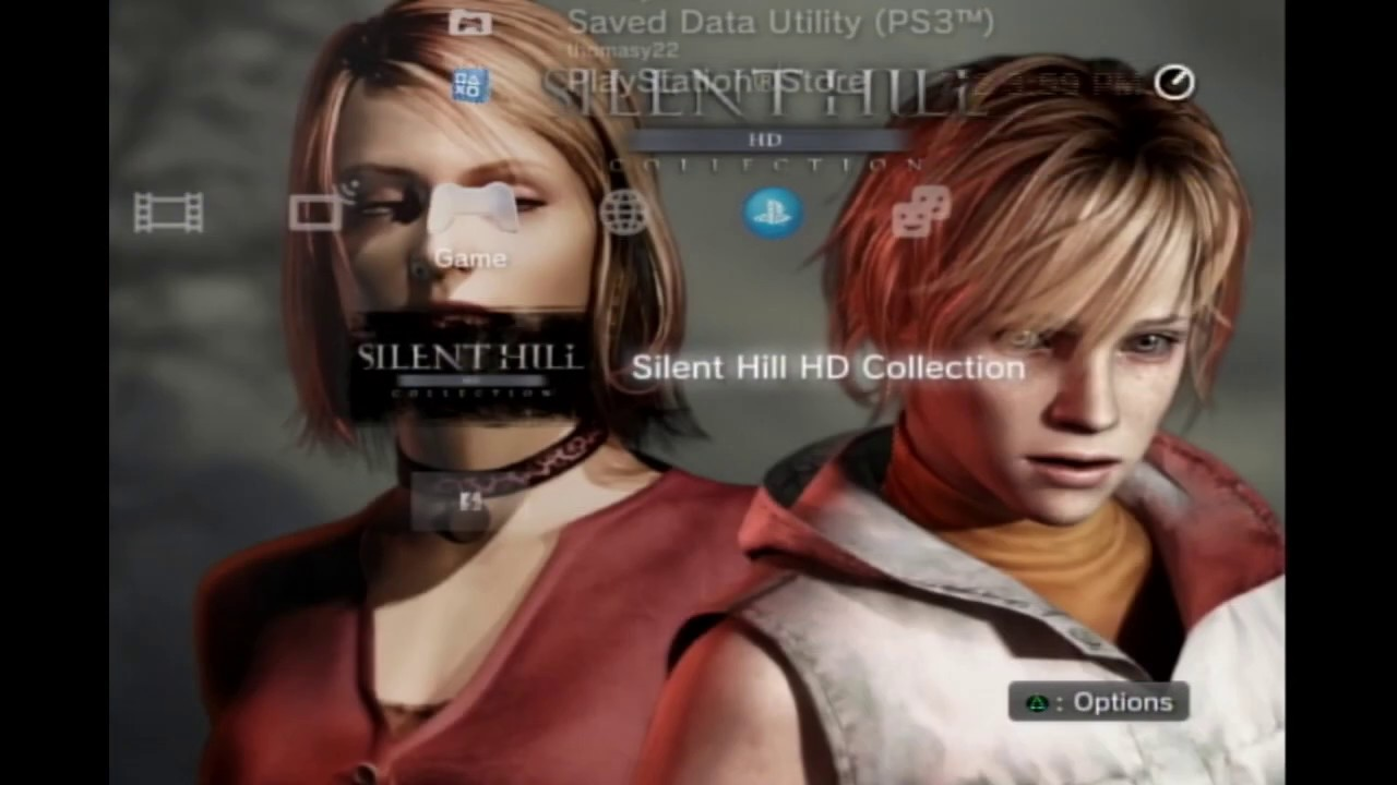 08 Silent Hill 3 PS3