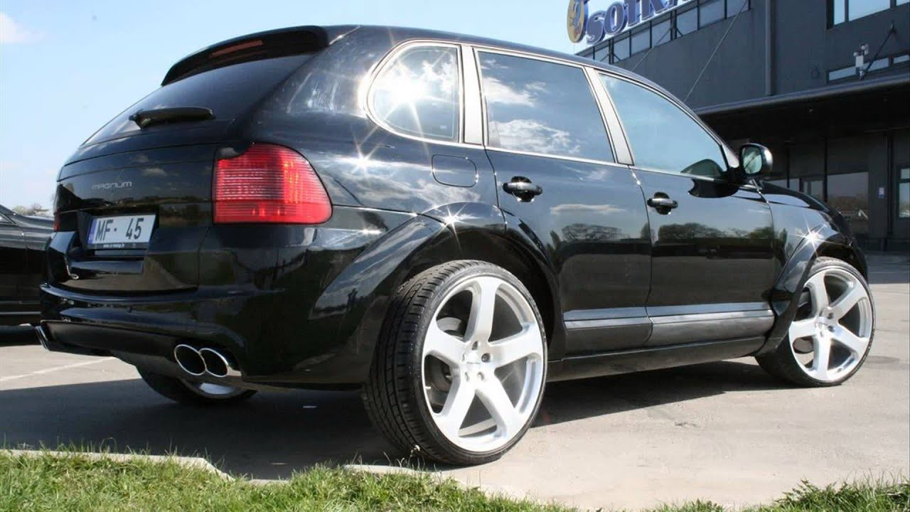 2004 Porsche Cayenne S Youtube