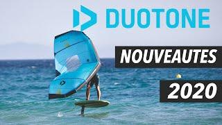 JE TESTE LES NOUVEAUTES DUOTONE WINDSURF 2020 A TARIFA (+ focus sur la WING)