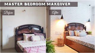 Master Bedroom Makeover - Scandinavian Style   Extreme Bedroom Makeover