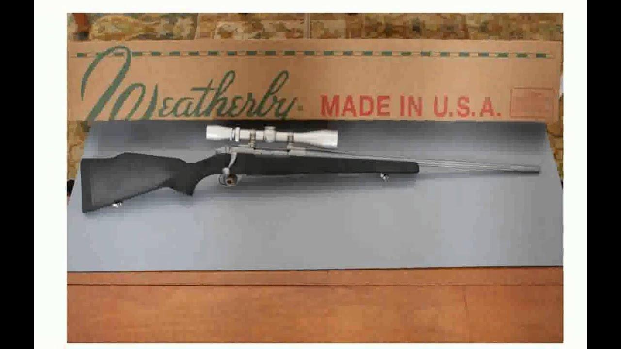 weatherby mark v fibermark composite 30 06 springfield rifle