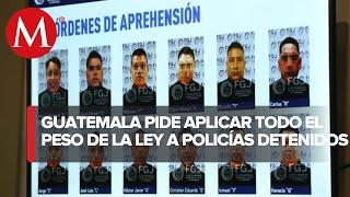 Guatemala pide que